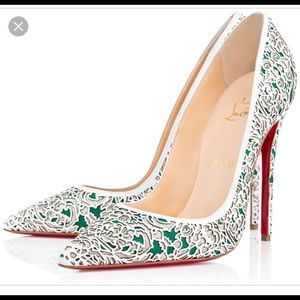 Christian Louboutin So Pretty 120mm.Brand New.